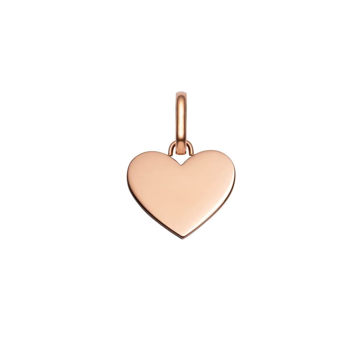 Selected Heart Pendant (Rose Gold)