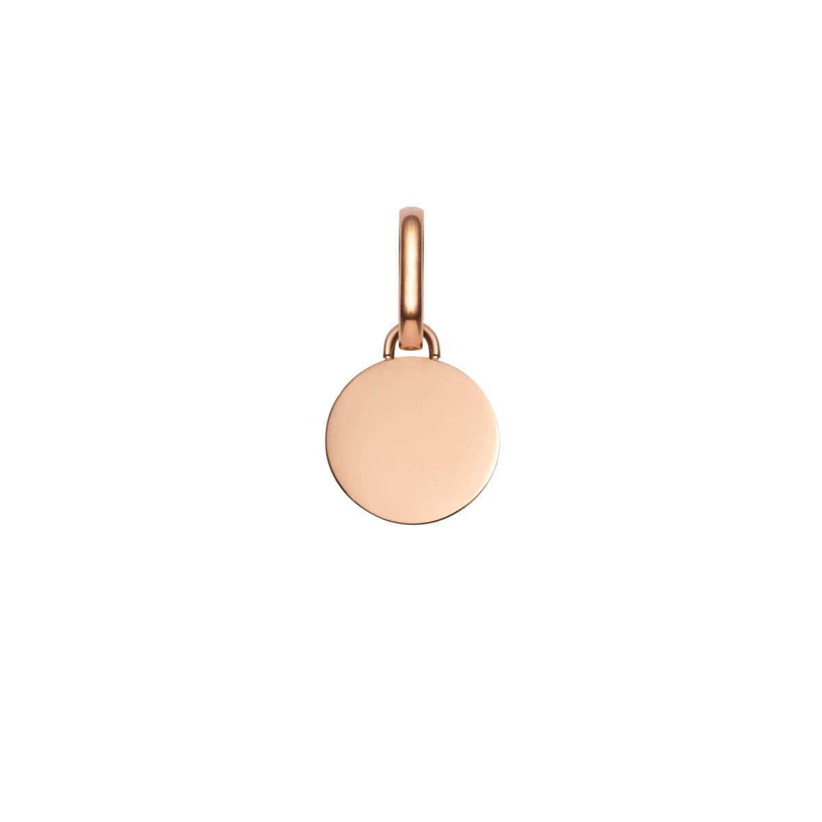 Selected Circular Pendant (Rose Gold)