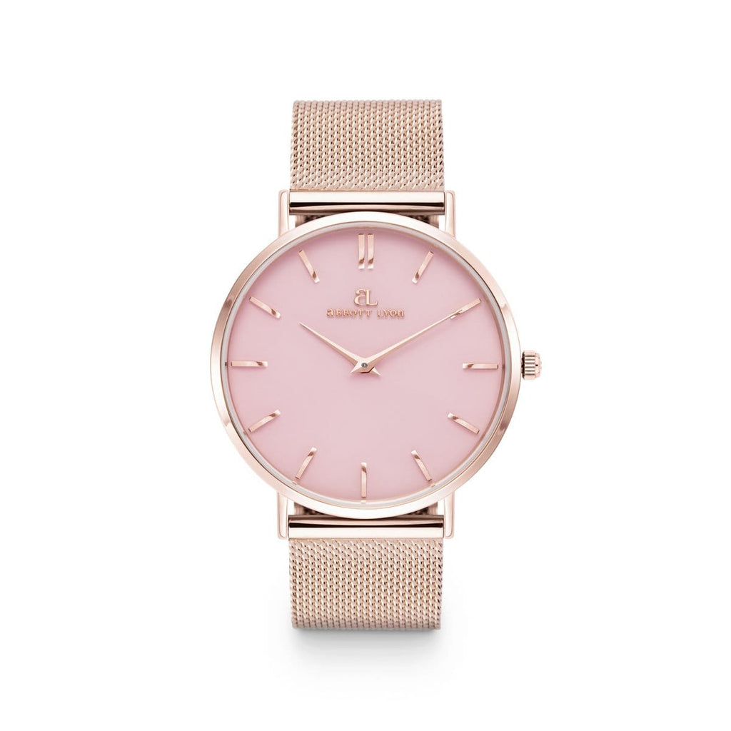 Blush Rose Quartz 40 Mesh (Blush/Rose Quartz)