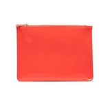 Coral Patent Sienna Clutch (PERSONALISIER MICH!)
