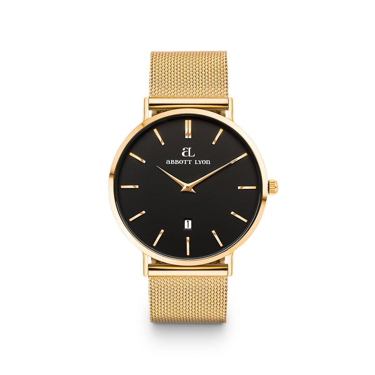 Gold Kensington Black 40 Mesh