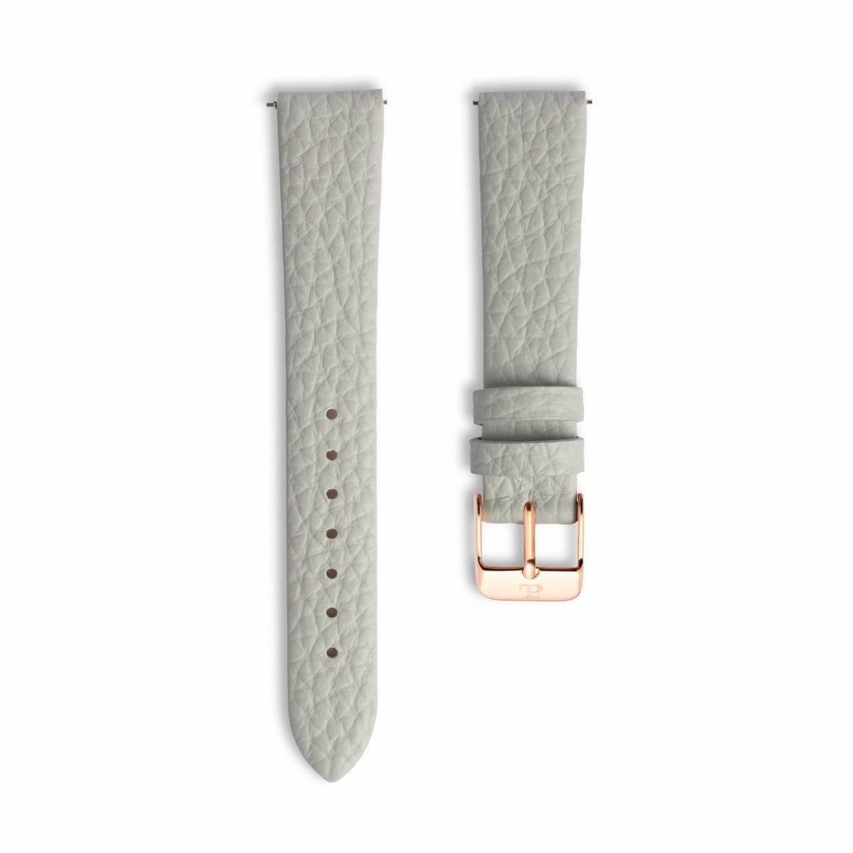 Light Grey Armband 34 (Rose Gold)
