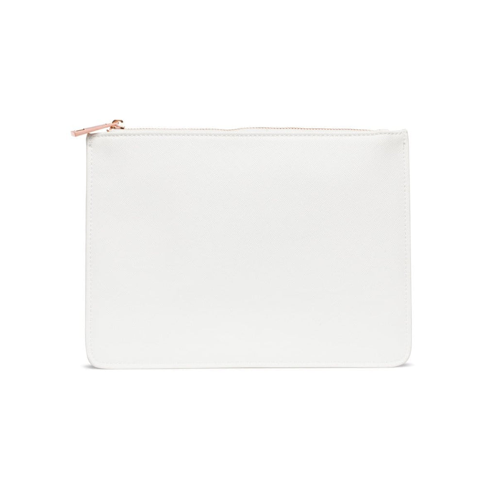 Snow White Sienna Clutch (PERSONALISIER MICH!)