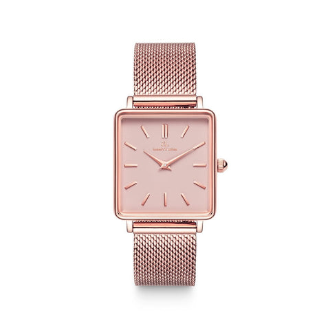 Rose Gold Casey 33 (Rose/Blush)
