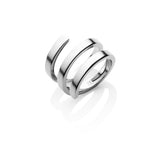 Double Entwine Ring (Silver)