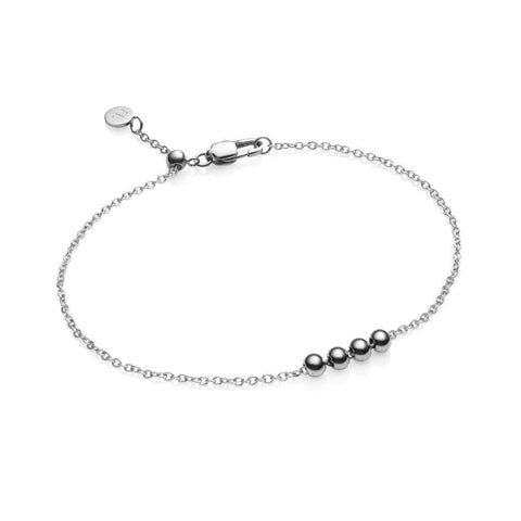 Little Luxe Pendel Armband (Silver)