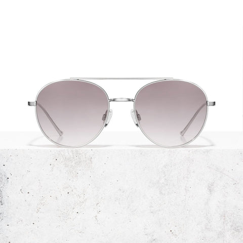 Silver Blue Faded Vita Sonnenbrille
