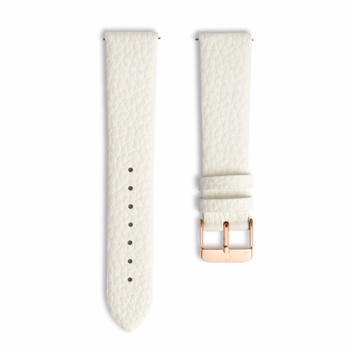 Snow White Armband 40 (Rose Gold)