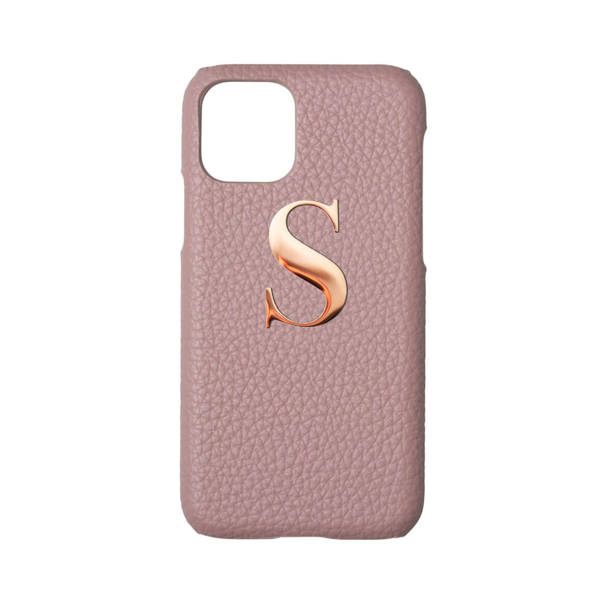 Mauve Pink Phone Case (iPhone 11)