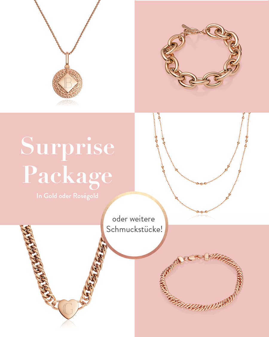 Surprise Package (Rose Gold)
