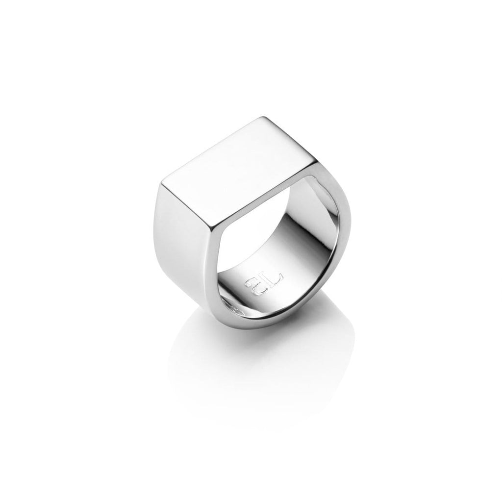 Lineare Ring (Silver)