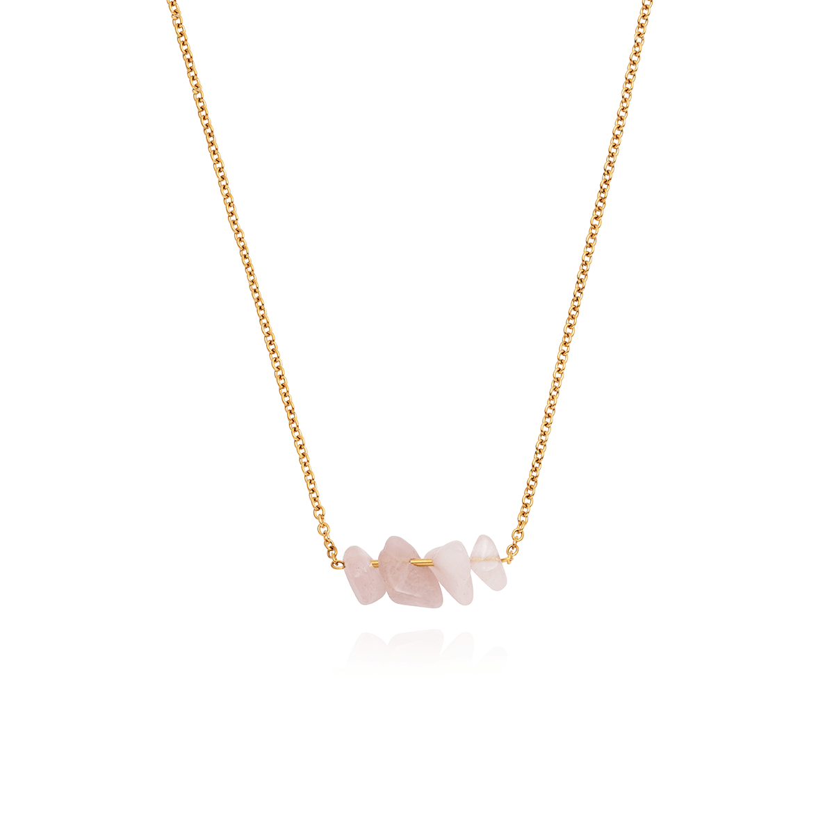 Love Yourself Necklace (Gold)