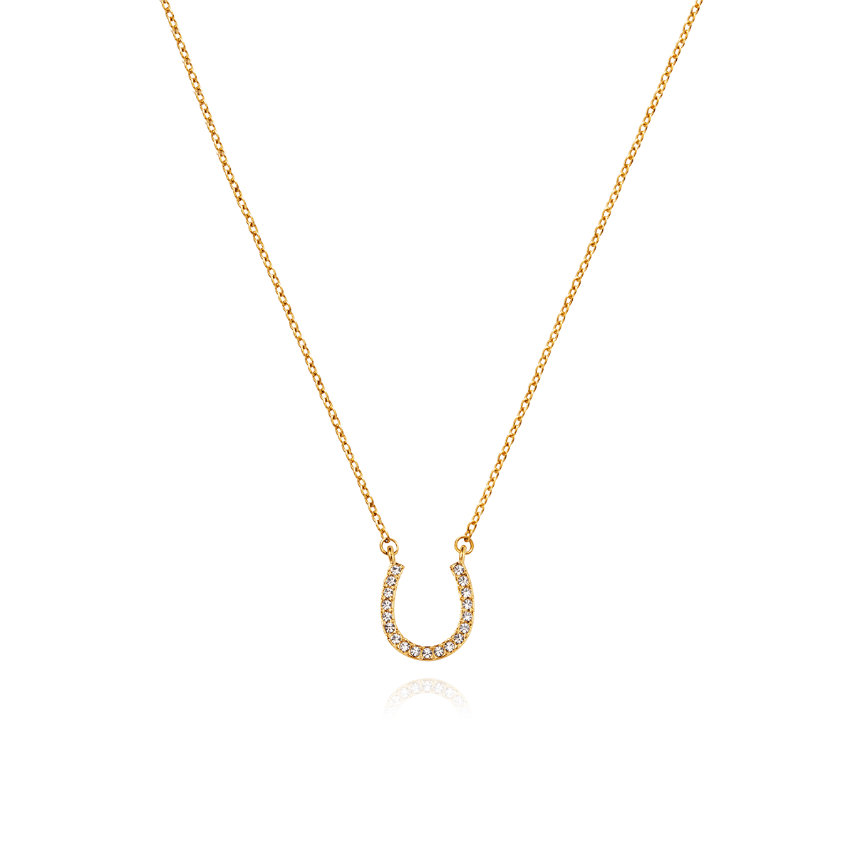 Good Luck Necklace (Gold)