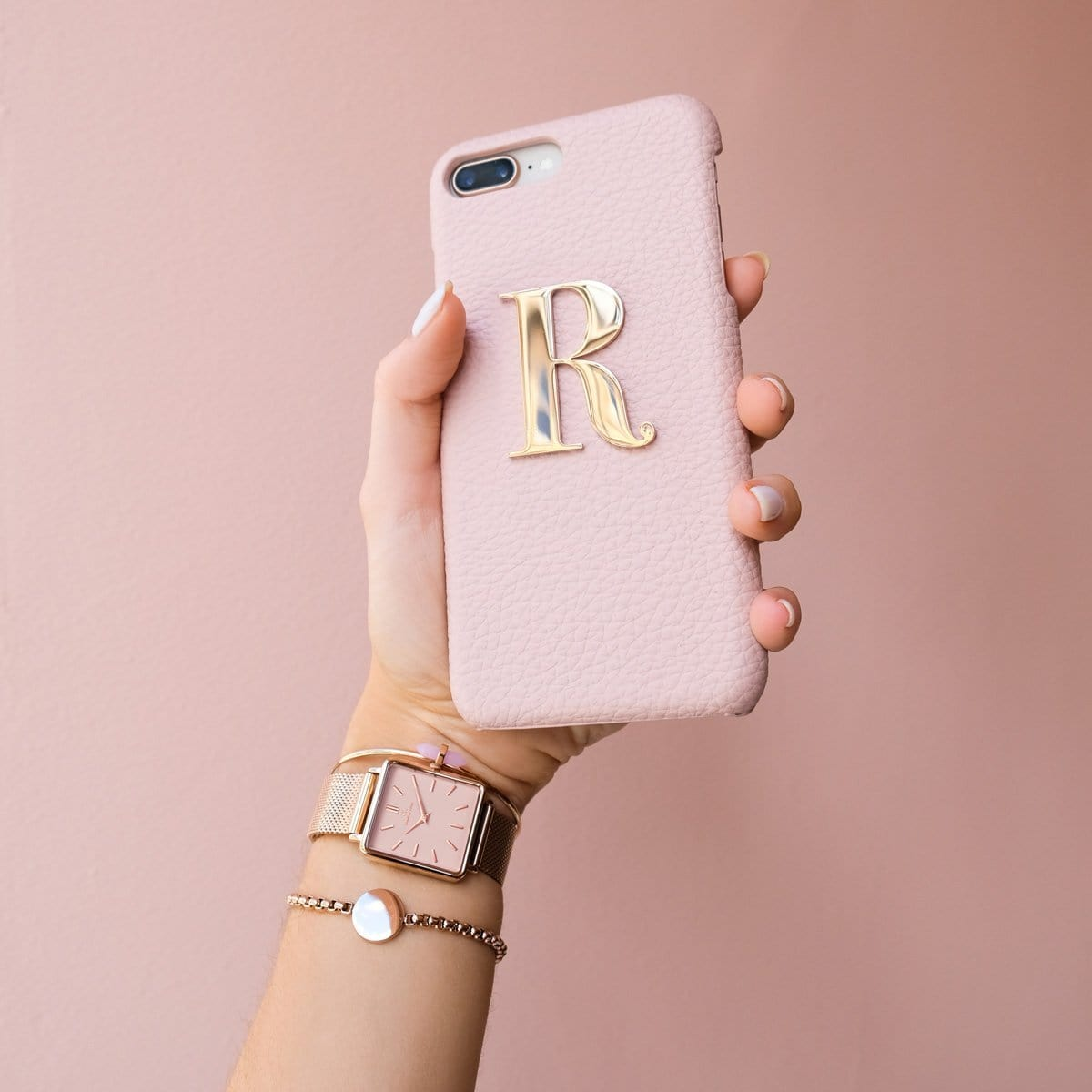 Blush Pink Phone Case (X/XS)