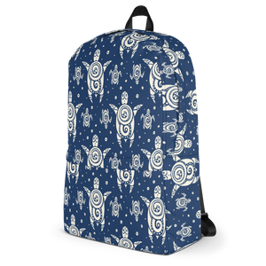 Sea Turtles Tattoo Backpack