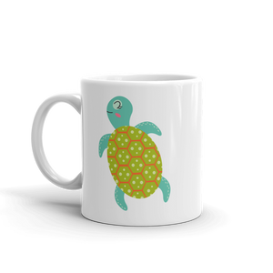 Cute Sea Turtle Mug