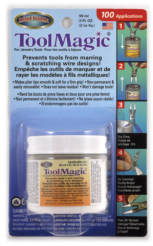 Tool Magic - Rubber Coating for Jewelry Tools - 2 fl oz