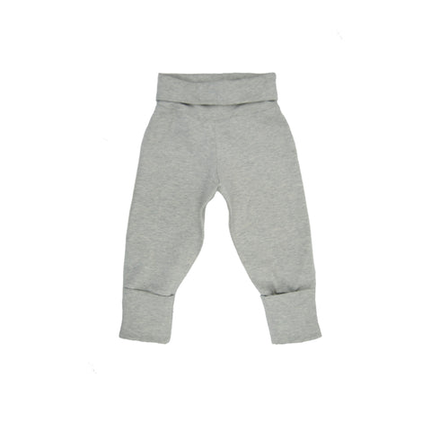 GREY MARL GROW PANTS