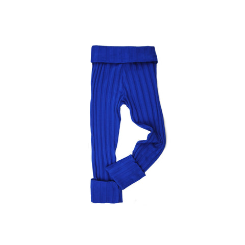 ULTRAMARINE RIB GROW PANTS