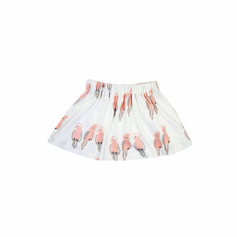 GALAH BIRDS SKIRT