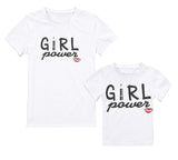 Girl Power - Toddler Girl Graphic Tee