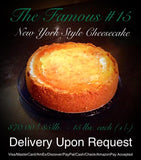 The Hen House Famous #15 New York Style Cheesecake!!!