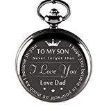 Pocket Watch To Son from Father