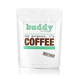 Coffee And Mandarin Body Scrub By Buddy Scrub