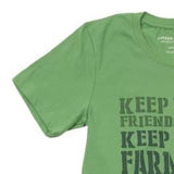 Bad Pickle Keep Your Farmers Closer Men'S Short Sleeve Crewneck 100% Cotton Tee