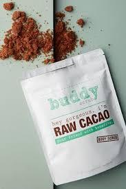 Raw Cacao & Sweet Orange Body Scrub By Buddy Scrub