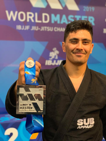 Jordan smashes it at world masters !