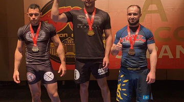 Keller wins ADCC trials