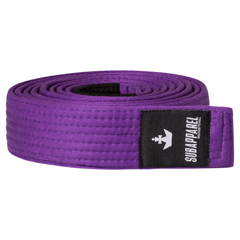 BJJ BELT (PURPLE) - Sub Apparel