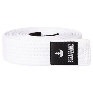BJJ BELT (WHITE) - Sub Apparel