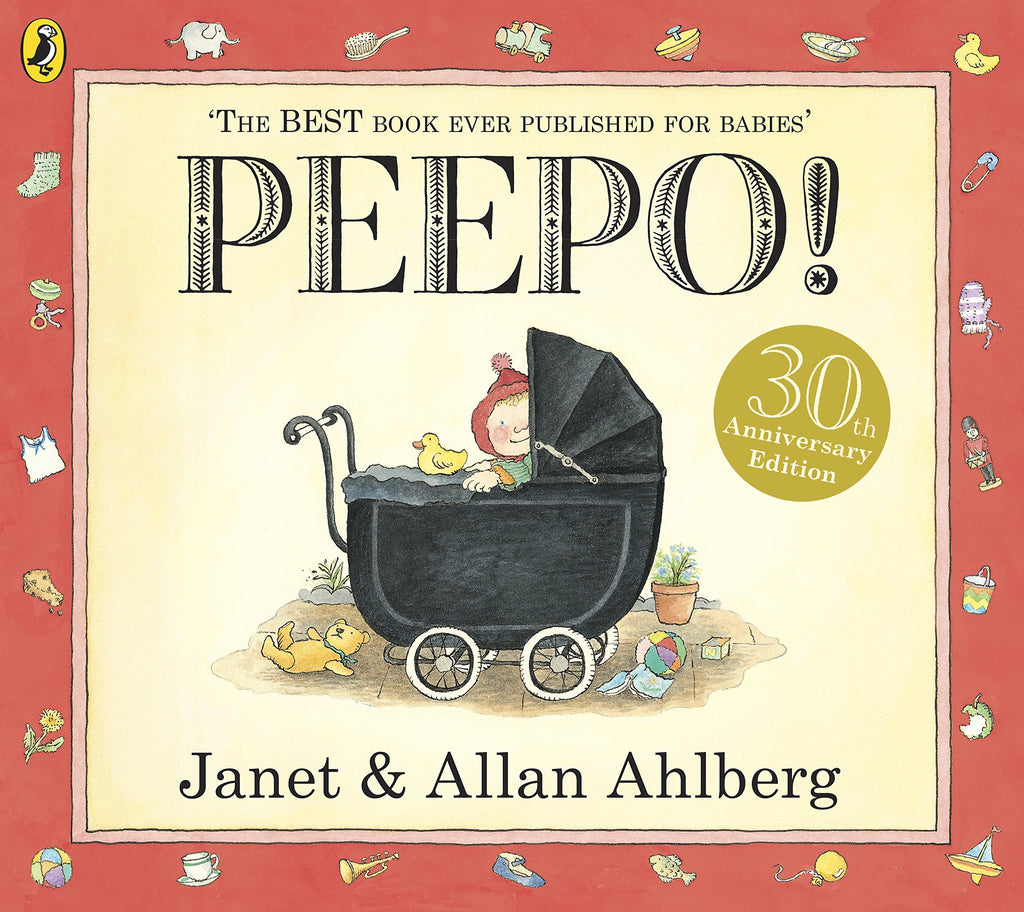 Our most beloved baby books