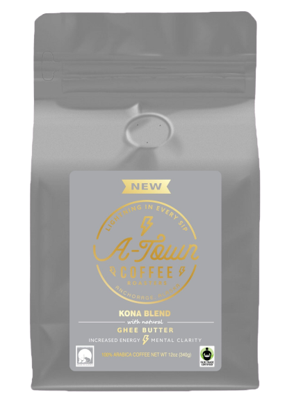 Kona Blend 12oz Bag Whole Bean