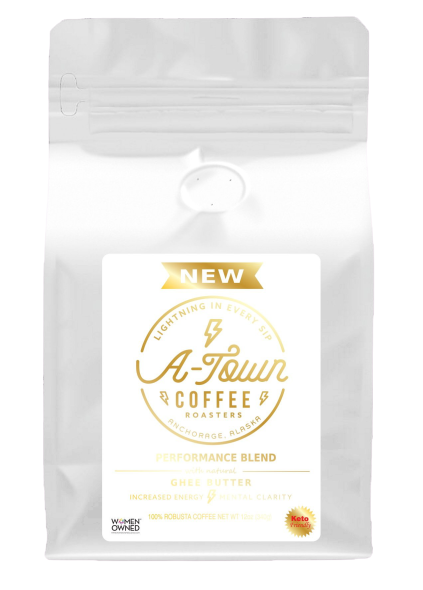 Robusta Coffee Performance Blend