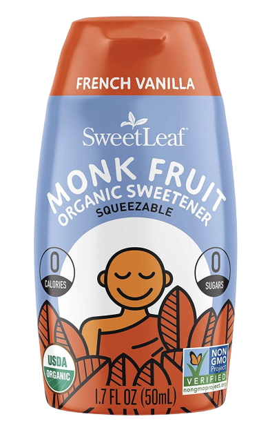 French Vanilla Monk Fruit Sweetener
