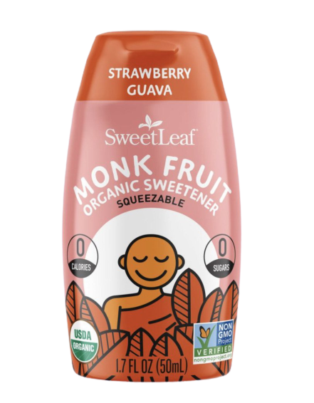 Strawberry Guava Monk Fruit Sweetener