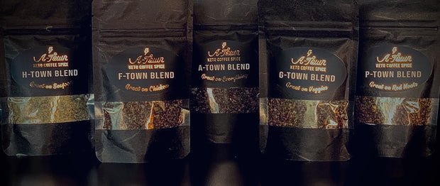 Keto Coffee Spices - A-Town Coffee