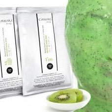 Casmara green tea peel-off maski