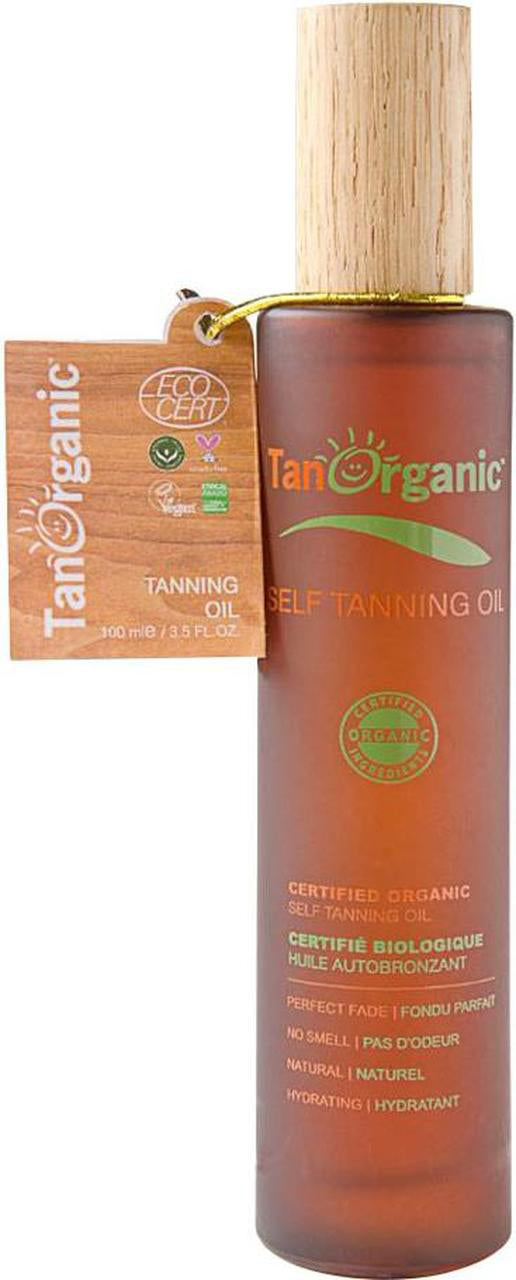 Tan Organic Self Tanning Oil 100ml