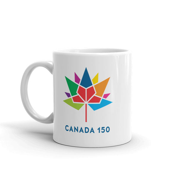 Canada 150™ Official Logo Mug - Pretty Crazy Co.