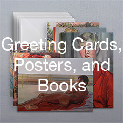 Greeting Cards, Posters, and Books