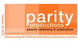 2019 Parity Productions Awards Ceremony & Celebration Artist Ticket (by invitation only)