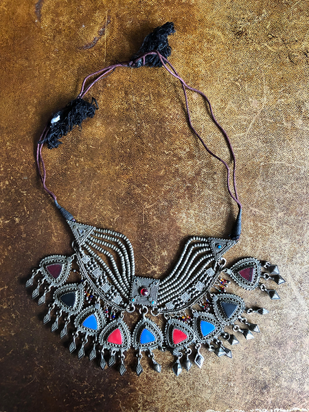 Afghan Wedding Necklace