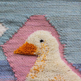 Duckling Tapestry Wall Hanging (0221)