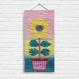 Sunflower Tapestry Wall Hanging (0793)