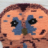 Owl Tapestry Wall Hanging (7334)