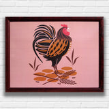 Rooster Laptray (LT8002)